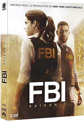 FBI - Saison 1 (5 DVDs)