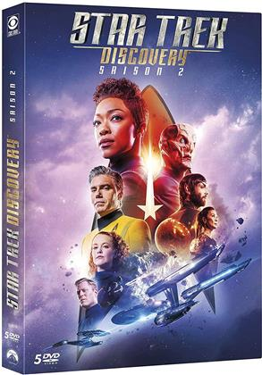 Star Trek Discovery - Saison 2 (5 DVD)