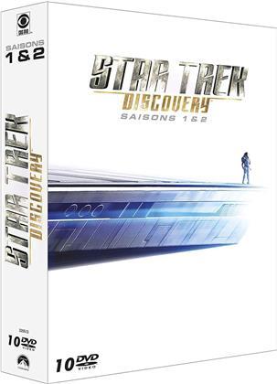 Star Trek Discovery - Saison 1 & 2 (10 DVD)