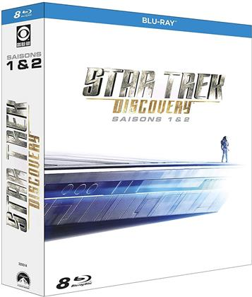 Star Trek Discovery - Saison 1 & 2 (8 Blu-ray)