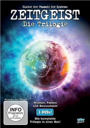 Zeitgeist - Die Trilogie (3 DVDs)
