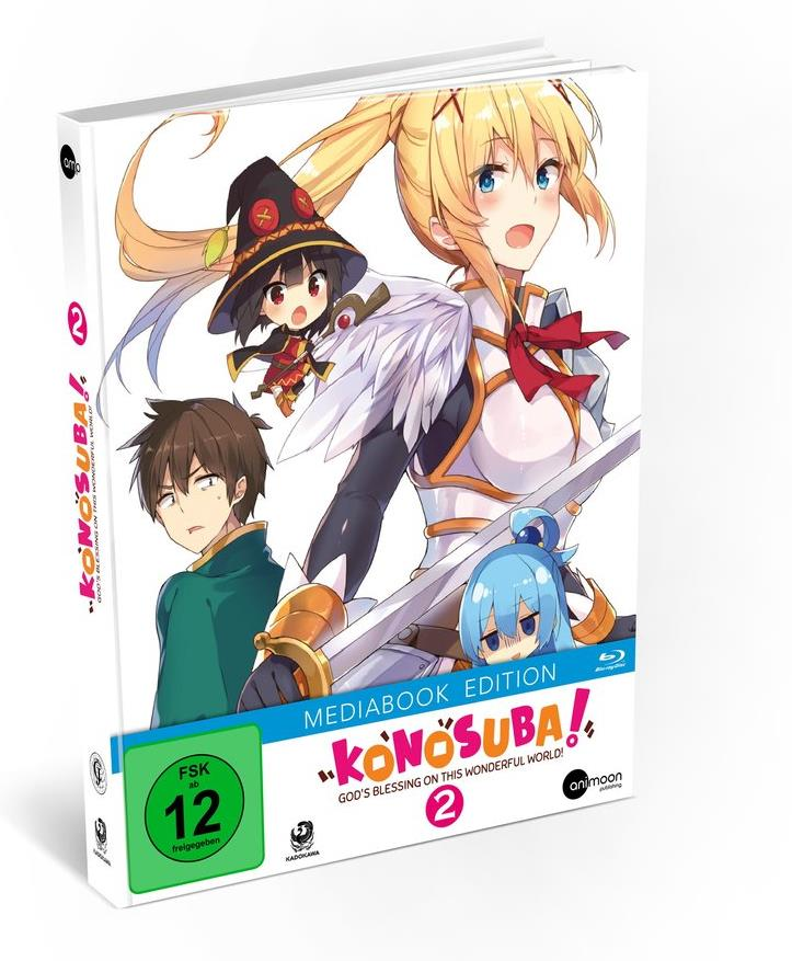 KonoSuba - Vol. 2 (Limited Edition, Mediabook)