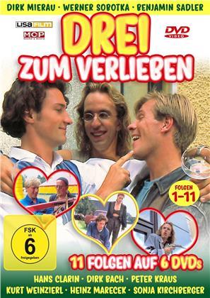 Drei zum Verlieben (6 DVDs)