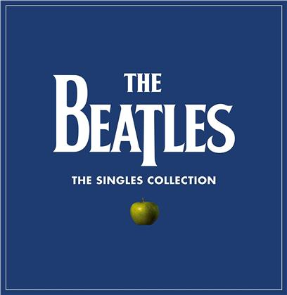 """The Beatles - Singles Collection (23 7"""" Singles)"""