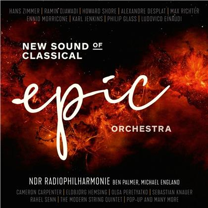 NDR Radiophilharmonie - Epic Orchestra - New Sound of Classical (2 LPs)