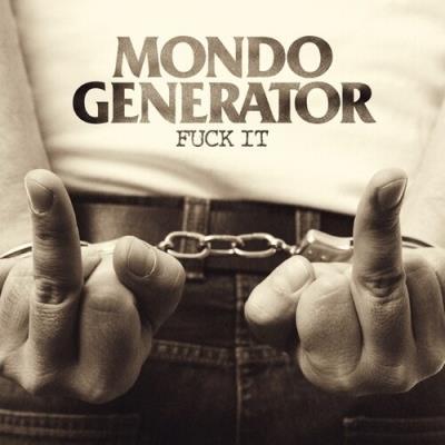 Mondo Generator (Nick Oliveri) - As Good As It Gets (Fuck It) (Gold Vinyl, LP)