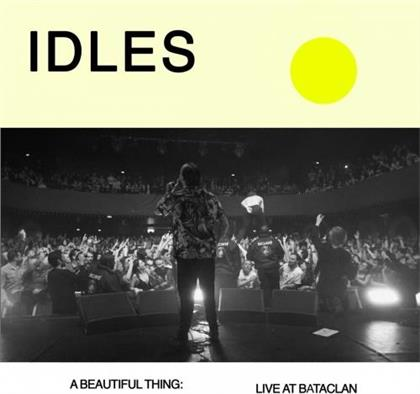 Idles - A Beautiful Thing: IDLES Live at Le Bataclan (Clear & Green Vinyl, 2 LPs + Digital Copy)