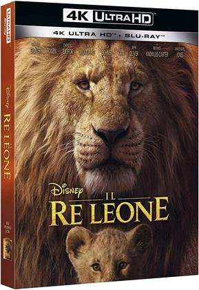 Il Re Leone (2019) (4K Ultra HD + Blu-ray)