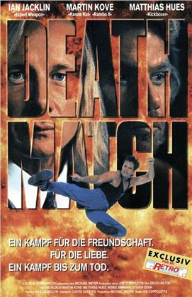 Death Match (1994) (Grosse Hartbox, Cover B, Edizione Limitata, Uncut)