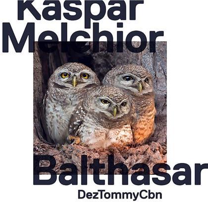 Tommy Vercetti, Cbn & Dez Dezmond - Kaspar Melchior Balthasar (Gatefold, 2 LPs)