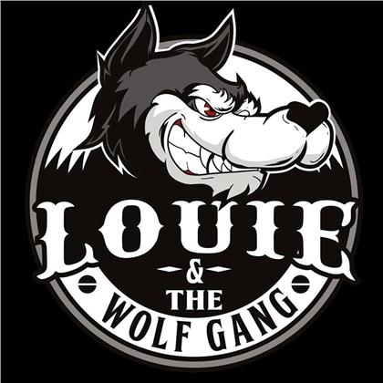 "Louie & The Wolf Gang - Don't Stop The Bop (10"" Maxi + Digital Copy)"
