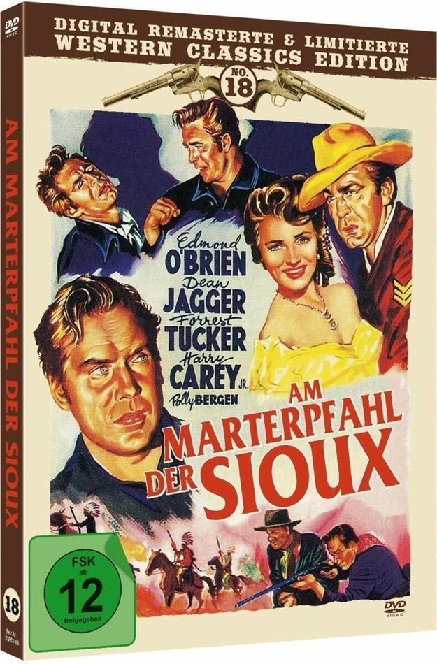 Am Marterpfahl der Sioux (1951) (Western Classics, Limited Edition, Remastered)
