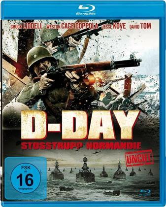 D-Day - Stosstrupp Normandie (2019) (Uncut)