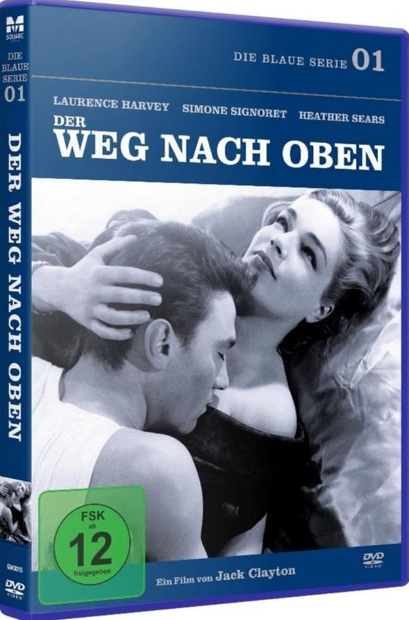 Der Weg nach Oben (1959) (Die Blaue Serie, s/w)
