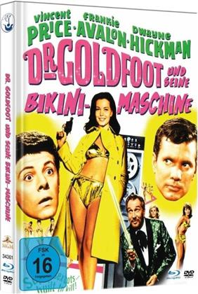 Dr. Goldfoot und seine Bikini-Maschine (1965) (Mediabook, Blu-ray + DVD)