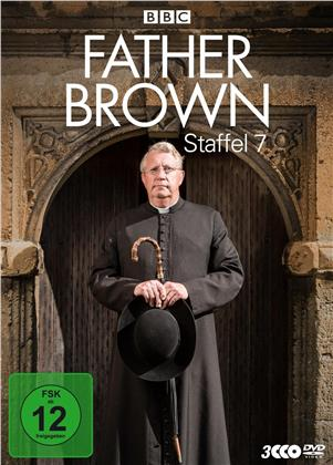 Father Brown - Staffel 7 (3 DVDs)