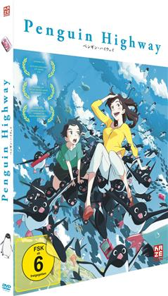 Penguin Highway (2018) (Schuber, Digibook)