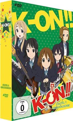 K-On! - Staffel 2 - Gesamtausgabe (4 DVDs)