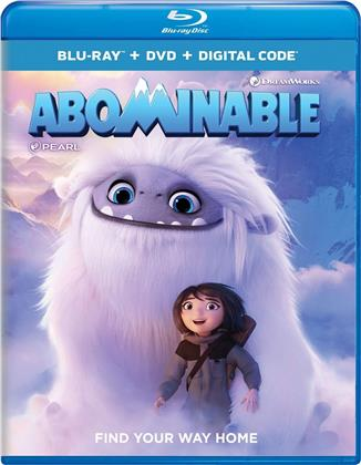 Abominable (2019) (Blu-ray + DVD)