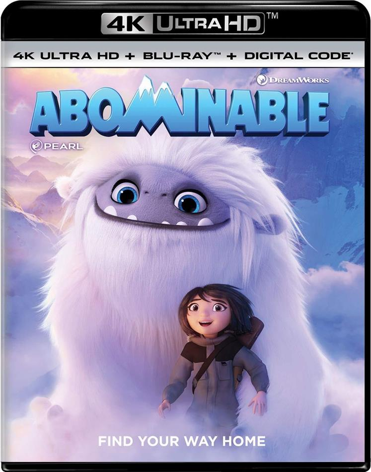 Abominable (2019) (4K Ultra HD + Blu-ray)