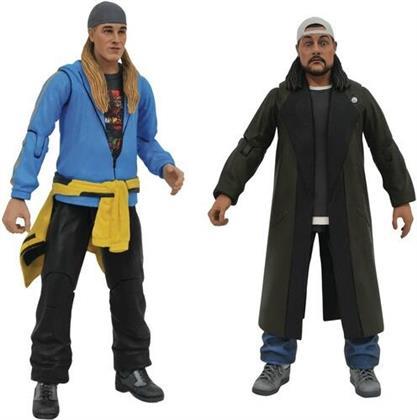 Jay & Silent Bob Select Reboot Figure