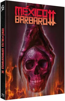 Mexico Barbaro 2 (2017) (Cover B, Limited Edition, Mediabook, Uncut, Blu-ray + DVD)