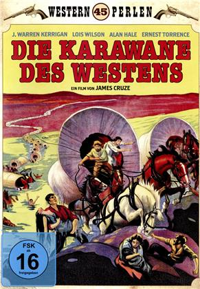 Die Karawane des Westens (1923) (Western Perlen)
