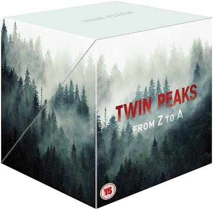Twin Peaks - From Z To A (21 Blu-rays)