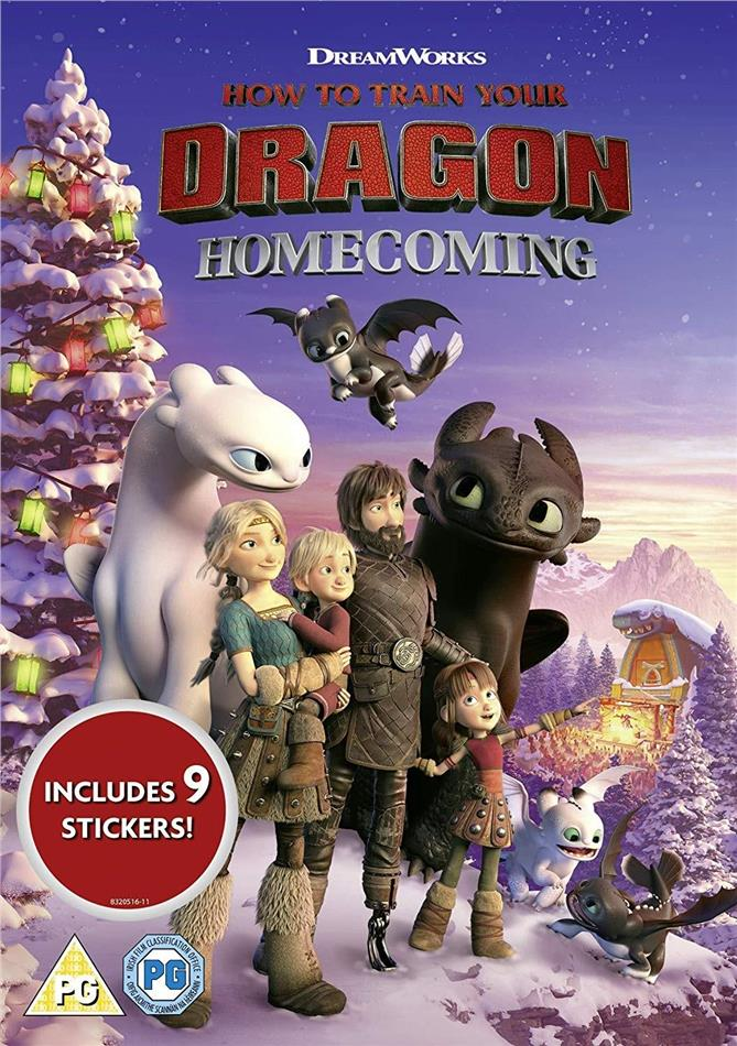 How To Train Your Dragon - Homecoming (2019) (6 DVDs)