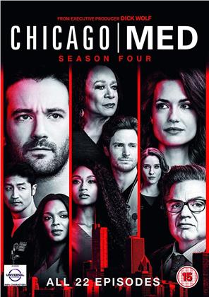 Chicago Med - Season 4 (6 DVDs)