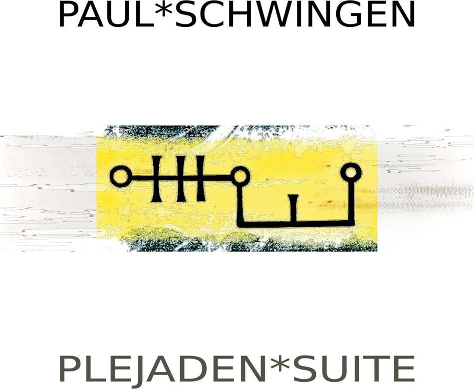 Paul Schwingen - Plejaden Suite (Digipack)