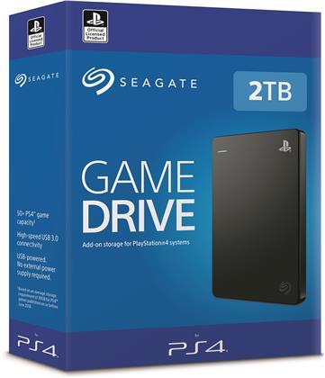 Playstation 4 Festplatte 2TB Seagate