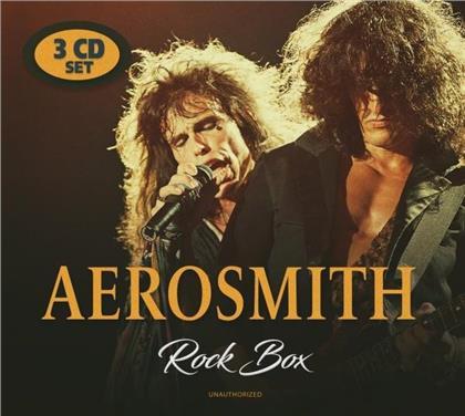 Aerosmith - Rock Box (3 CDs)