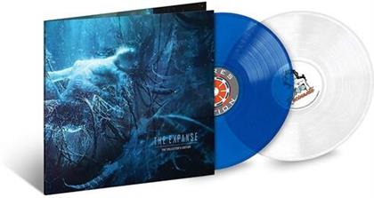 Expanse - OST (Collector's Edition, Blue/Clear Vinyl, LP)
