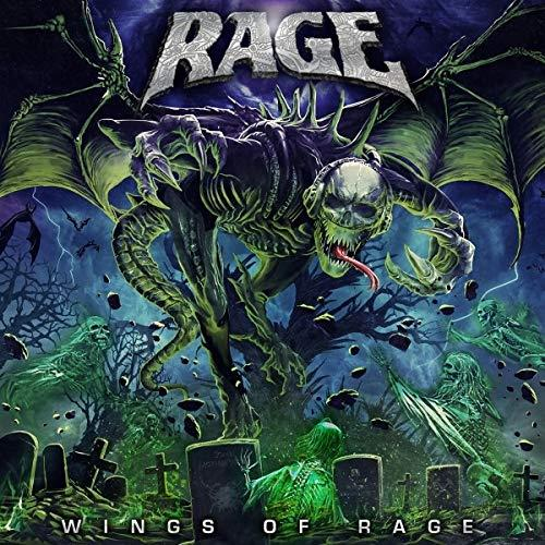 Rage - Wings Of Rage (Digipack)