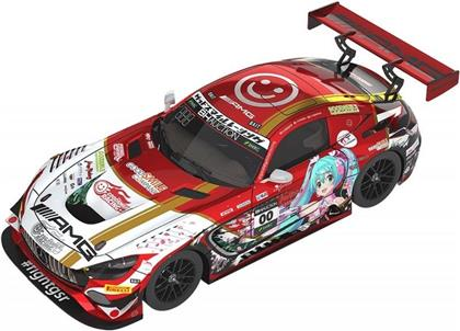 1/43Rd Scale Mercedes-Amg Team Good Smile 2019 Suz - HATSUNE MIKU GT PROJECT