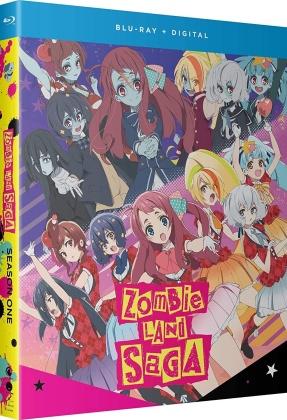 Zombie Land Saga - Season 1 (2 Blu-rays)