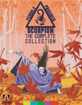 Female Prisoner Scorpion - The Complete Collection