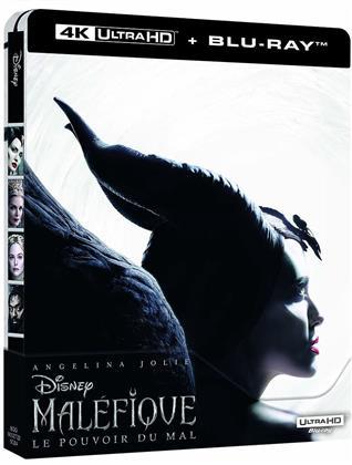 Maléfique 2 - Le pouvoir du mal (2019) (Limited Edition, Steelbook, 4K Ultra HD + Blu-ray)