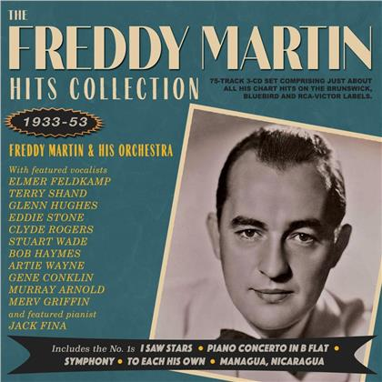 Freddy Martin & & His Orchestra - Hits Collection 1933-53
