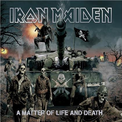 Iron Maiden - A Matter of Life and Death (2015 Remaster, PLG UK)
