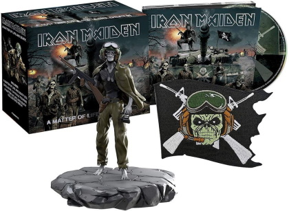 Iron Maiden - A Matter of Life and Death (PLG UK, Collector's Edition)