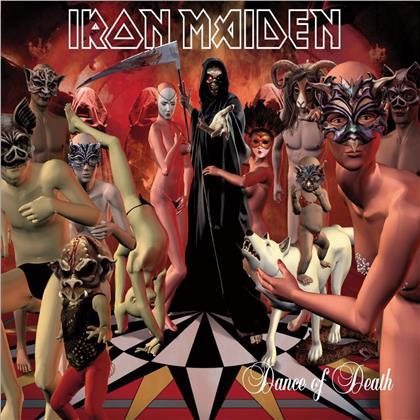 Iron Maiden - Dance Of Death (2015 Remaster, PLG UK)