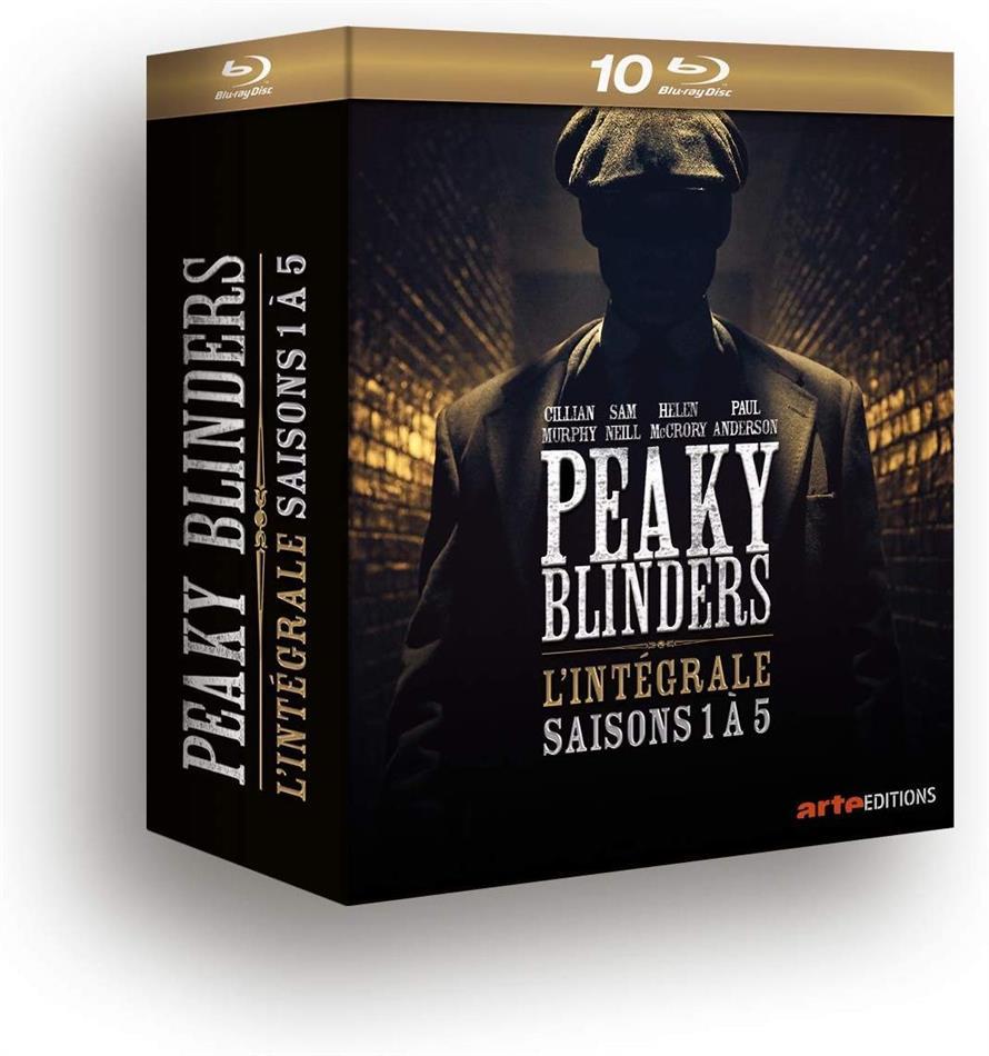 Peaky Blinders - Saisons 1-5 (10 Blu-ray)