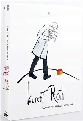 Laurent Roth - Courts-métrages : L'intégrale (2 DVDs)
