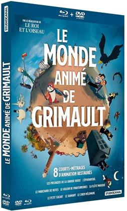 Le monde de Grimault - 8 courts-métrages d'animation restaurés (Blu-ray + DVD)