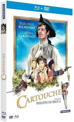 Cartouche (1962) (Digibook, Blu-ray + DVD)
