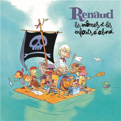 Renaud - Les mômes et les enfants d'abord (Limited Edition)