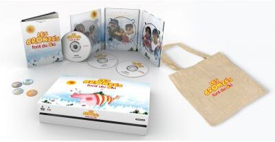 Les bronzés font du ski (1979) (Édition Collector 40ème Anniversaire, Blu-ray + 2 DVD)