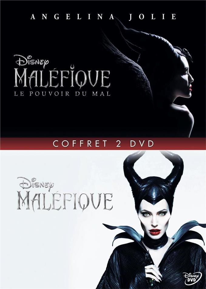 Maléfique / Maléfique 2 - Le pouvoir du mal - 2 Movie Collection (2 DVDs)